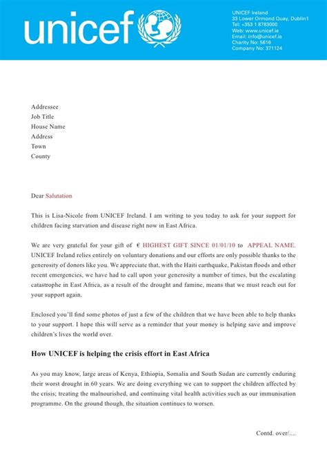 Cover Letter United Nations sle cover letter united nations cover letter templates