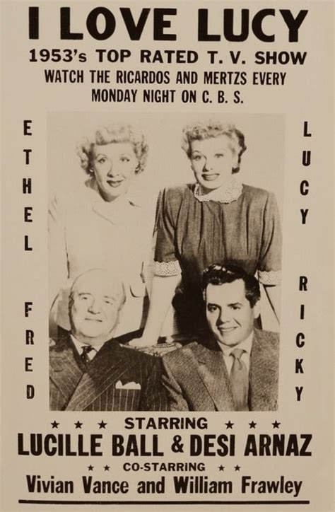 i love lucy tv show i love lucy television show ad 1953 i love lucy always