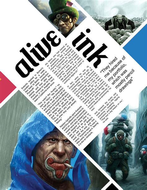 Pages Magazine by Magazine Pages About Michael Kutsche On Behance