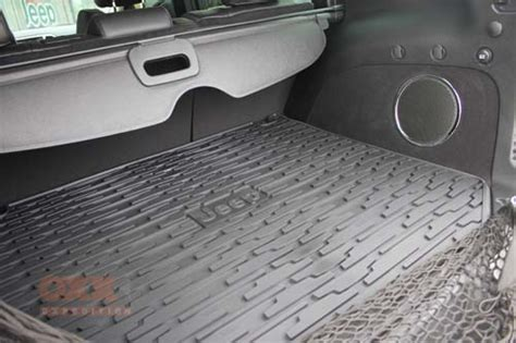 Jeep Grand Cargo Mat by Jeep Grand Cargo Tray Part No 82212085