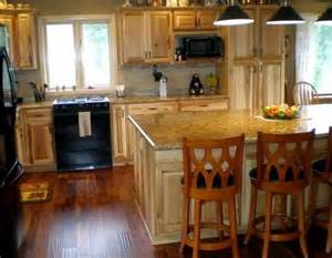 Lowes Hickory Kitchen Cabinets Hickory Kitchen Cabinets Lowes With Granite Countertop