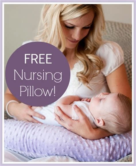 Nursing Pillow Free by Up To 325 In Baby Freebies And Coupons When You Sign Up