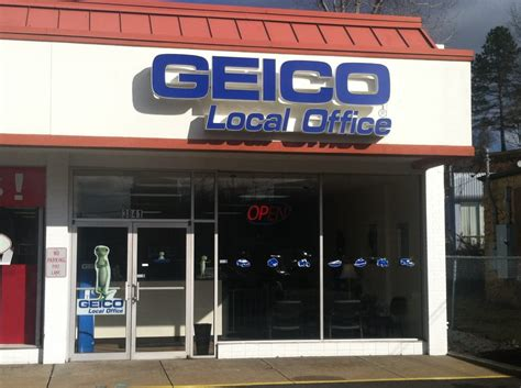 Geico Office Locations by Geico Local Office Insurance 3841 William Penn Hwy