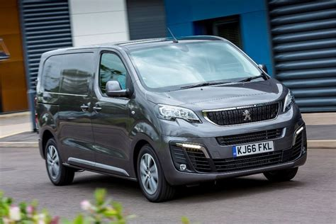 peugeot vans peugeot expert 2016 review honest