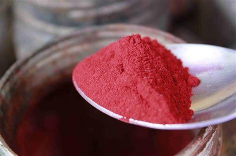 colorante alimentare rosso colorante cocciniglia