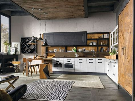 Kitchen Lab by Fitted Wood Kitchen Lab 40 Composition 01 Lab 40