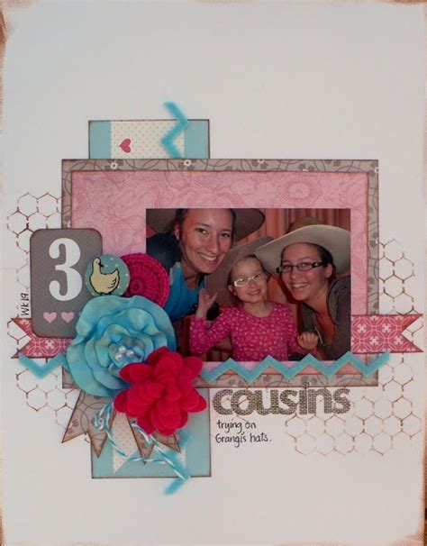 scrapbook layout cousins 94 best cause we re cousins images on pinterest cousins