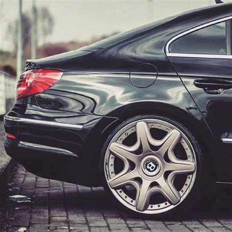 bentley rims on vw passat cc bentley wheels cars wheels