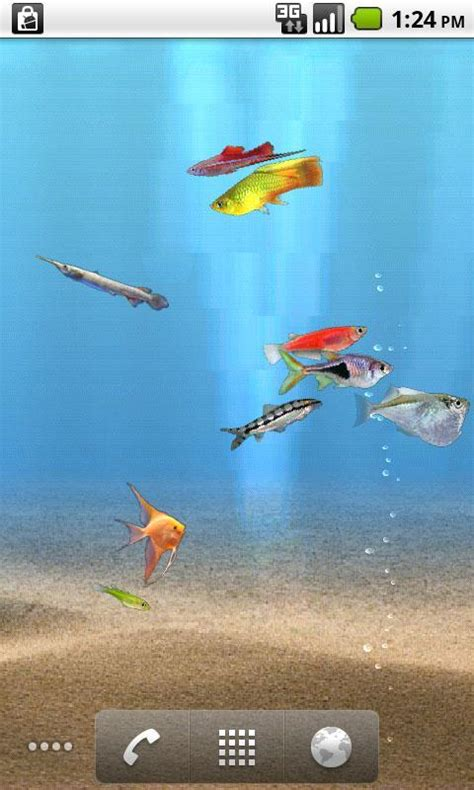 anipet freshwater aquarium live wallpaper apk anipet freshwater live wp for android apk