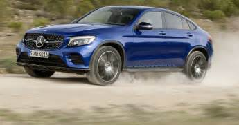 Used Cars Usa Mercedes Mercedes Shows New Glc Coupe