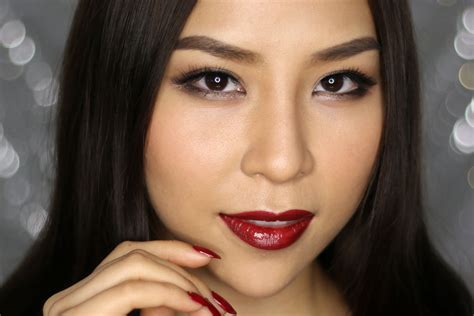 Make Up Temulawak evening makeup tutorial beginners