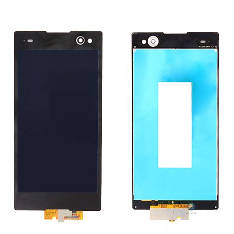 Lcd Toucscreen Frame Sony Xperia C5 sony xperia c3 lcd screen display lcd assembly replacement