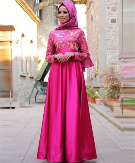 Gamis Pesta Warna Merah ッ 20 model gaun pesta warna merah paling modis fashion