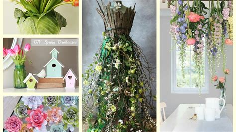 spring decor 2017 top 5 spring decor trends spring decorating ideas youtube