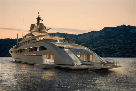 Home Design Exterior App by Project Kometa 70m Alu Heesen Yachts