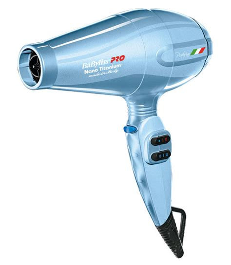 Hair Dryer Babyliss Pro babyliss pro nano titanium portofino hair dryer review