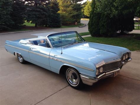 buick lesabre convertible for sale buick lesabre convertible 1964 sky blue for sale