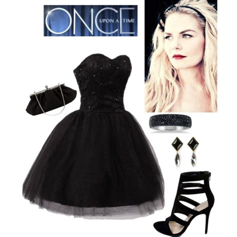 #143(Black Swan once upon a time inspired)   Polyvore
