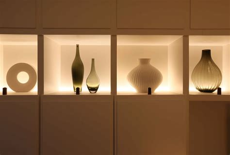 wall shelves with lights our top shelf lighting tips ideas and products john