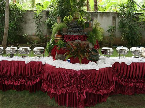 how to set up a buffet table for a wedding food on buffet tables salad bar and wedding reception fo