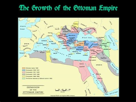 growth of the ottoman empire ppt the new monarchies 15 c 16 c powerpoint