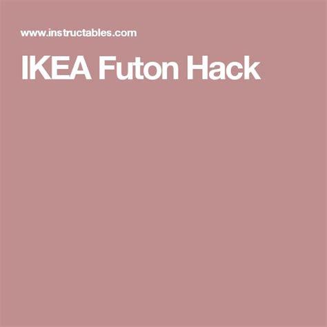 Ikea Futon Hack by Best 25 Ikea Futon Ideas On Small Futon Ikea