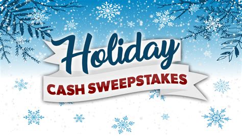 Holiday Cash Sweepstakes - 2017 the view holiday cash sweepstakes winzily