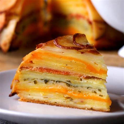 fancy potato recipes