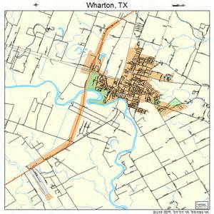 wharton map 4878136