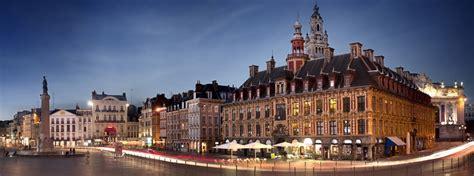 Vol Nantes Lille : achat billet avion Nantes Lille