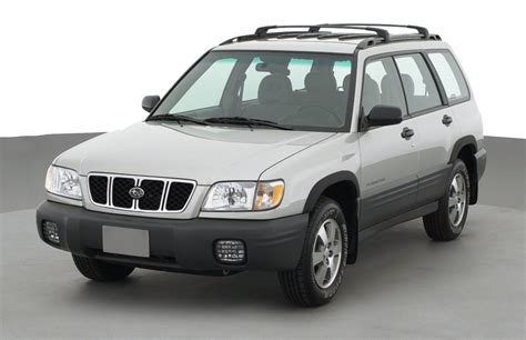 2001 Subaru Forester Mpg by 2001 Subaru Forester Reviews Images And