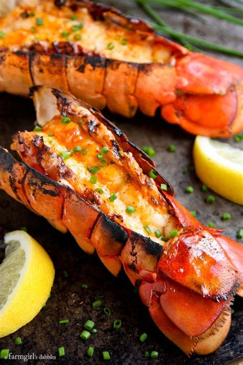 oven grilled lobster tails with sriracha butter the best