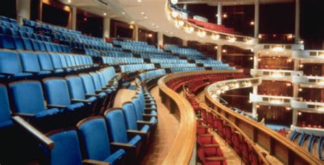 broward center seating capacity fisher dachs associates projects broward center for