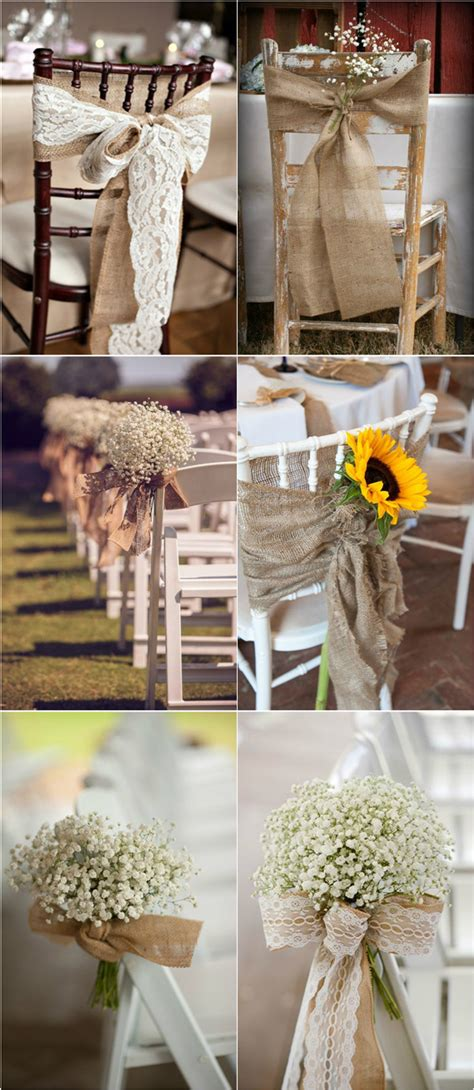 wedding card decoration ideas 30 rustic burlap and lace wedding ideas