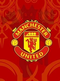 mobile themes manchester united download machester logo mobile wallpaper mobile toones