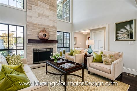 home staging living room luxury home staging moving mountains design los angeles real estate staging