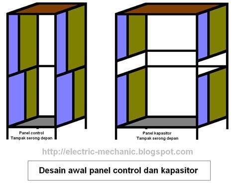 gambar kapasitor bank cara membuat sendiri panel kapasitor bank industri menggunakan rvc abb