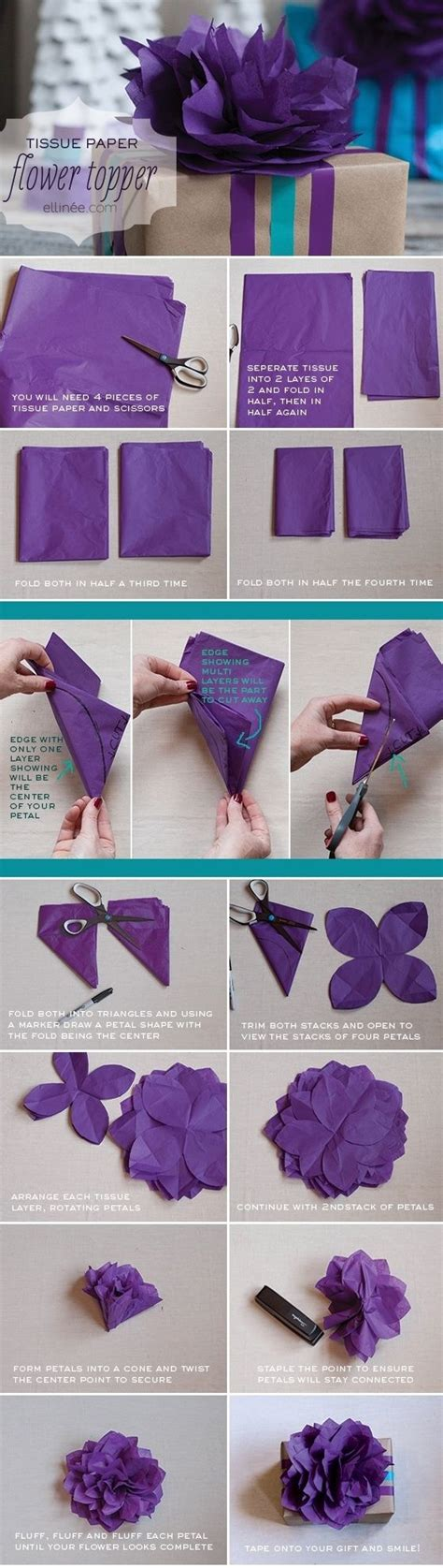 Diy Tissue Paper Crafts - diy tissue paper flower pictures photos and images for
