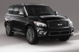 Infinity Trucks 2015 Infiniti Qx80 Limited Front Side View 320259 Photo 3