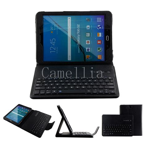 Tab Samsung Sekitar 1 Jutaan ultra slim detachable bluetooth keyboard portfolio leather