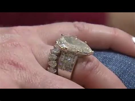 400k wedding ring recovered from landfill