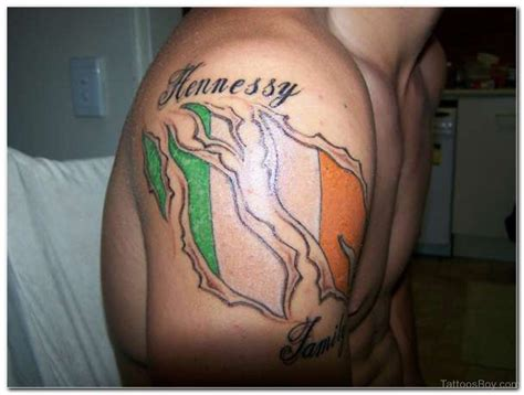 ireland tattoo designs flag tattoos designs pictures page 2
