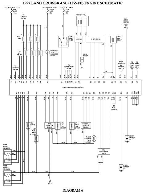 toyota glow wiring diagram