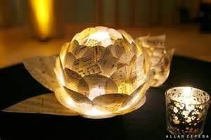 artichoke lantern centerpieces paperblog