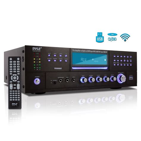 pyle pdbt home  office amplifiers receivers