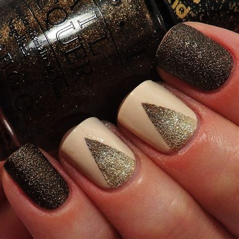 easy nail art using glitter latest 50 simple glitter nail art designs to go with