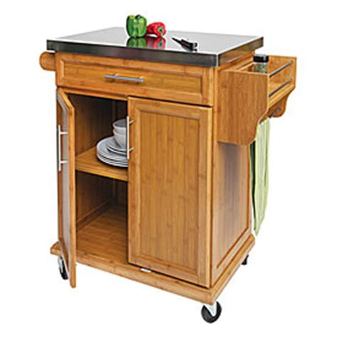 kitchen island cart big lots small bamboo stainless steel top kitchen cart big lots