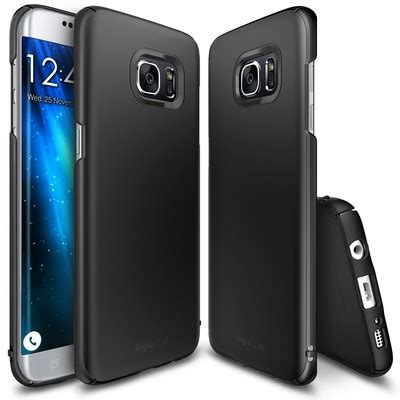 Samsung Galaxy S7 Flat Slim Matte Baby Skin Soft Touch best samsung galaxy s7 edge cases android central
