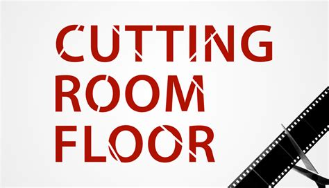 Cutting Room Floor by Church News And Announcements