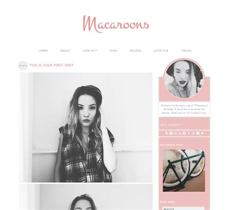 layout blogger free codes newest premade blogger wordpress themes